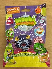 Moshi Monsters Series 3 Blind Bag [Contains 2 Random Figures] x1