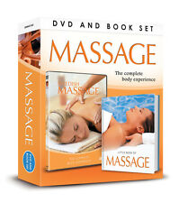 SWEDISH MASSAGE DVD & BOOK GIFT SET WITH VICTORIA SPRIGG (HEALTH / RELAXATION)