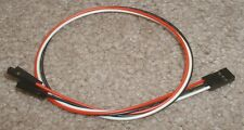 EMG Quick Connect Cable SOLDERLESS ACTIVE 9V Wire 81 85 60 CBL-COAX 12in **NEW**