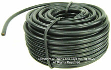 WIRE 18 GAUGE BLACK 40 Feet Hobby Auto Electric Wires Electrical Wiring 18# i