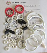 1990 Data East RoboCop Pinball Rubber Ring Kit - aka Robo Cop