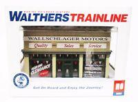 HO Scale Walthers Trainline 931-805 Wallschlager Motors Built-Up