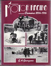 Motor Racing Camera 1894-1916 by Georgano Paris-Rouen GP Sprints Hill Climbs +