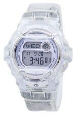 Casio Baby-G Shock Resistant Digital World Time Quartz BG-169R-7E Womens Watch