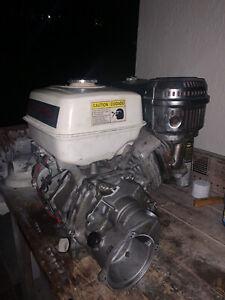 11 hp honda gx340