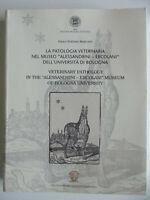 La patologia veterinaria nel museo «Alessandrini-Ercolani» dell'Università di...