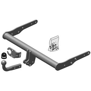 Brink Towbar for Volkswagen Transporter T5 (WOPDC) 2003-2009 - Swan Neck Tow Bar