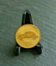 "Gold Medaille Goldmedaille ""5 Millionen Volkswagen 1945-1961"" VW"