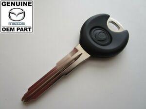 Mazda RX7 FD S6 1992-1996, MX5 NA 1993-1997 NEW Genuine OEM Primary Key Blank