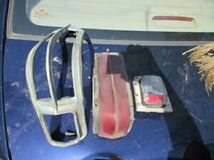 1962 Chrysler 300 / New Yorker/Windsor taillight assembly