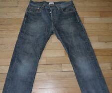 LEVIS 501 Jeans Homme  W 30 - L 32 Taille Fr 40 (Réf # L071)