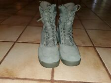 DANNER TANICUS 8 SAGE HOT MILITARY TACTICAL BOOTS 55314 MENS SIZE 12 / 47