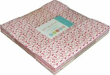 """Moda FABRIC Layer Cake ~  LITTLE RUBY FLANNELS ~ Bonnie & Camille - 10"""" squares"""