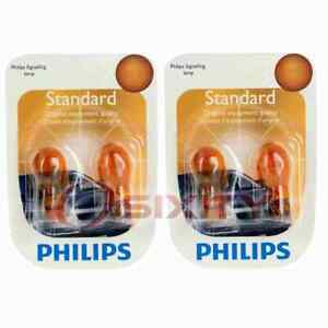 2 pc Philips 916NAB2 Turn Signal Light Bulbs for Electrical Lighting Body ma