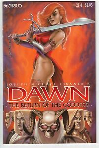 DAWN RETURN OF THE GODDESS #1 1999 FIRST ISSUE NICE!