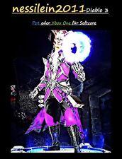 Diablo 3 RoS Ps4/Xbox One - Zauberer - Tal Rashas Elemente - URALT - Unmodded