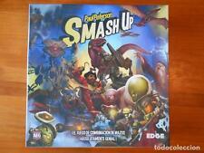 SMASH UP - PAUL PETERSON - EDGE - MUY BUEN ESTADO Y CARTAS ENFUNDADAS (M2)