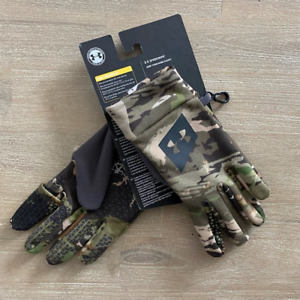 Under Armour Coldgear EARLY Season Forest Hunting Camo Men Gloves 1318574 940