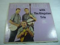 String Along With The Kingston Trio - Capitol T-1407 Mono