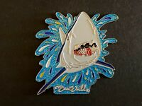 Sparkly SeaWorld Whales Sea World Pin Travel Amusement Park Collector Pin