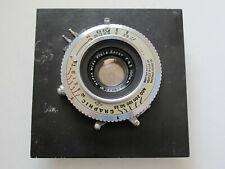 """Kodak Wide-Field Ektar 100mm f6.3  #EI1481 On Lensboard - Large Format 4x5"""""""