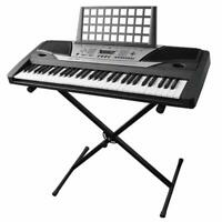 "Piano Keyboard ""X"" Stand Electric Organ Rack Folding Metal Height Adjustable"