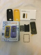 ITTM MOBILE PHONE - OUTLIMITS LX - GIALLO - TELEFONO FUNZIONANTE PER RICAMBI