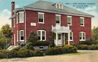 Annie L Lowry Memorial Infirmary Lutheran Home Topton Pa