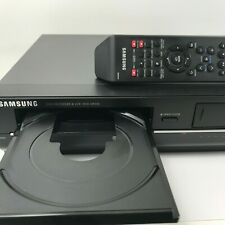 New listing Samsung Dvd-Vr330 Vcr to Dvd Recorder & Player Combo Black With Remote