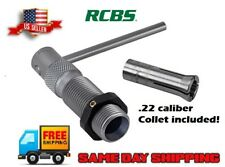 RCBS Bullet Puller 9440 WITH .22 Caliber Collet Included - FREE US SHIPPING