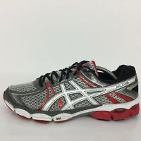 Asics Gel-Flux 5 Grey Textile Sport Running Trainer Sneaker  Men Siz UK 9 Eur 44