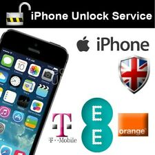 UK Orange T-Mobile EE Unlock service iPhone 6S SE 7 8 X XS MAX XR 6 months old
