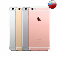 Apple iPhone 6S Plus/6s/6PLUS (Factory Unlocked) Pink Rose Gold Silver Gray
