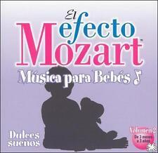 Dulces Suenos, Efecto Mozart-Musica Para Bebes, , Very Good