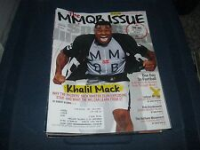 "Sports Illustrated Sept 19, 2016 ""KHALIL MACK - RAIDERS"" Magazine"