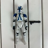 "Star Wars Battlefront 2 Clone Trooper Clone Pack Action Figure Gun 3.75"" Hasbro"