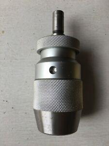B16 1-16mm Steel Self Tighten Keyless Chuck For Lathe/Drill