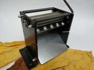 Tabakschneider PT120  0,8mm auf Lager  Schneidemaschine Kräuterscheider