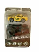Rapic Racer remote control car Adventure Force Yellow NIB Ships FREE