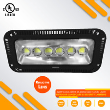 UL Listed LED Floodlight IP65, Cool White 240W 20.000lm 100-277V