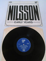 NILSSON - EARLY YEARS LP / ORIGINAL UK EMI ONE-UP OU 2003 SIXTEEN TONS TROUBLE