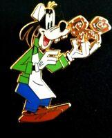 Disney Pin 68983 WOD NYC Characters Mini - 4 Pin Boxed Set Goofy Pretzel 2008