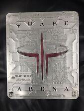 Quake 3 III Arena Elite Edition Metal Tin Collector Australian Version
