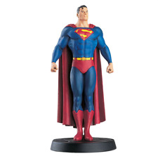 Superman Figurine in Metallic Resin 1:21 Scale ***NEW***FREE P&P***