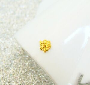 Stud Nose Ring Indian 22k Gold Plated Crock Screw Nose Ear Pin Piercing Jewelry