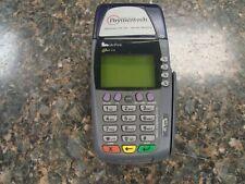 VeriFone Omni 3750 Credit Card Terminal w/ Chip Reader