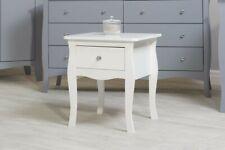 Birlea Paris Luxury Shabby Chic Bedroom Furniture Collection - White