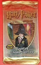 HARRY POTTER TRADING CARD GAME - WOTC BASE SET SEALED BOOSTER PACK