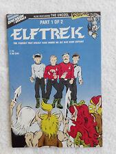 1986 Dimension Graphics Elf Trek #1 Vf+