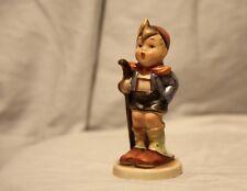 Hummel Goebel ~ Little Hiker ~ #16 2/0 TMK#2 (1950-1959) Germany ~ Full Bee